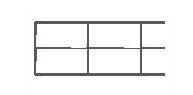 Lastra di policarbonato trasparente A 3 PARETI: