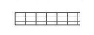 Lastra di policarbonato trasparente A 4 PARETI: