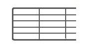 Lastra di policarbonato trasparente A 6 PARETI: